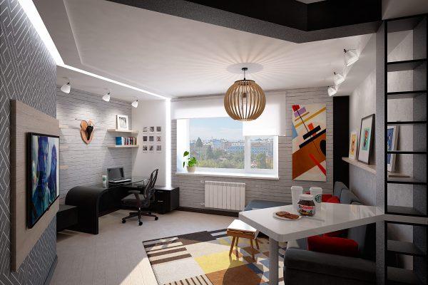Дизайнерский ремонт для вашей квартиры