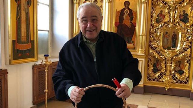 Петросяну не разрешили расторгнуть брак с Еленой Степаненко