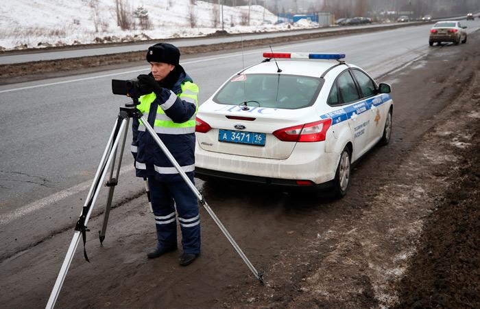 В России хотят привязать размер  штрафа за превышение скорости к доходу водителей