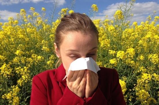 В Минздраве рассказали, когда риск проявления аллергии выше всего