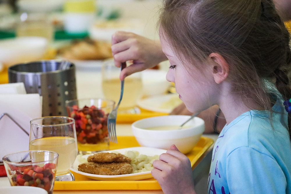 В России изменят систему питания школьников