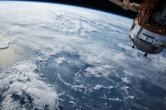 Жители России смогут наблюдать полёт МКС в небе