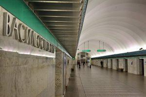 Новые вестибюли «Василеостровской» и «Балтийской» планируется построить к 2025 году