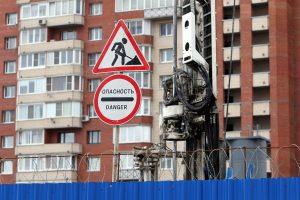 На строительстве метро «Путиловская» приступили к земляным работам