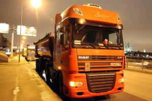 В Петербурге появился серийный поджигатель грузовиков