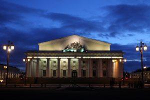 На Стрелке Васильевского острова в «Ночь музеев — 2019» откроется «Научный квартал»