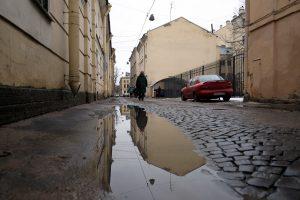 В начале недели в Петербурге ожидаются дожди