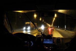 На Московском шоссе установят разделительные ограждения за 233 миллиона рублей