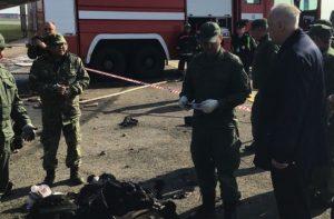 Эксперты опознали всех погибших в катастрофе в Шереметьево
