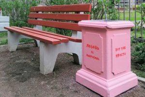 «Любовь не выбросишь вот так просто»: в Петербурге появился новый стрит-арт