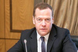 Медведев обвинил чиновников в «разгильдяйстве»