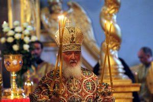 Патриарх Кирилл: «Мы сегодня строим в среднем три храма в сутки»