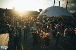 В воскресенье начнётся разножанровый фестиваль ROOF FEST