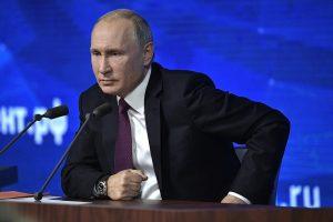 Рейтинг доверия Путину снизился до исторического минимума