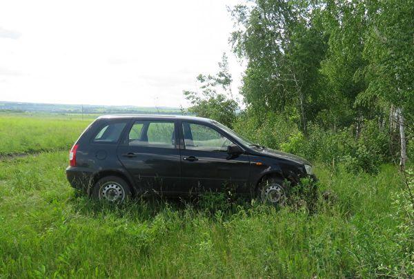 Машина Сергея Болтунова