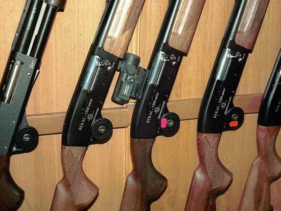 В России изменятся правила выдачи разрешения на оружие