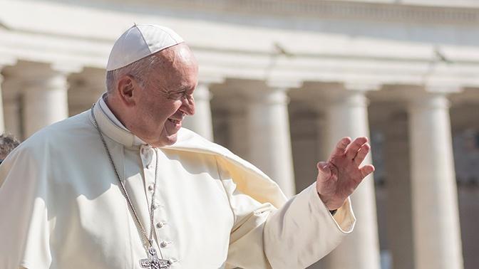 Папа Римский утвердил изменение молитвы