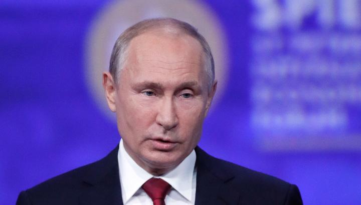 Путин напомнил, что о происходящем в мире предупреждал еще 12 лет назад