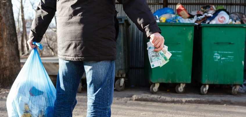 Тарифы на мусор снова могут возрасти в России