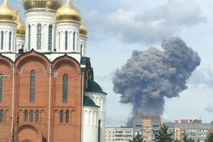 МЧС: при взрыве в Дзержинске пострадали 39 человек