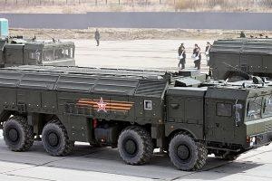 «Искандеры» и БТР-82А ЗВО проедут по центру Минска