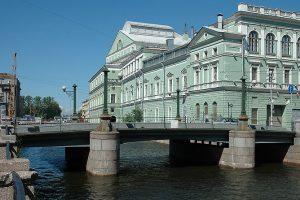Торговый мост отремонтируют за 80 млн рублей
