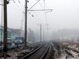 В понедельник в Ленобласти ожидается туман