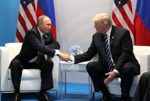 Песков высказался о возможности встречи Путина и Трампа