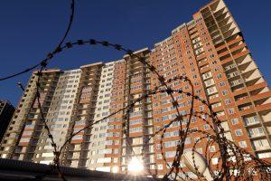Дольщики ЖК «Ижора Парк» поселятся в доме на колёсах и объявят голодовку