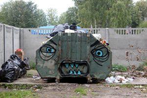 За стихийные свалки и плохую уборку территорий в Петербурге могут назначить административное наказание