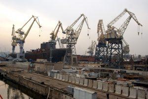 На реконструкцию Балтийского завода выделено 4 млрд рублей