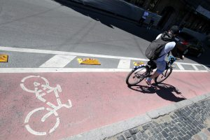Ученики смогут доехать до школы искусств Стравинского на велосипеде