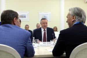 В Петербурге прошло торжественное открытие ПМЭФ-2019