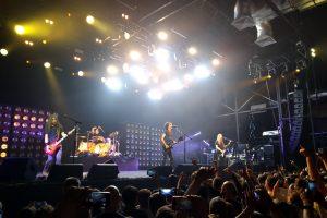 Споёмте, друзья: уникальная группа Alice in Chains впервые выступила в России