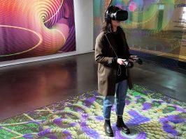 На Новой сцене Александринского театра опробуют VR-технологии в танце