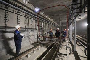 «Метрострой» обещает закончить три станции к 1 сентября
