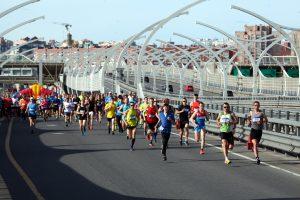 Беги, город, беги: на ЗСД прошёл фестиваль лёгкой атлетики и велоспорта
