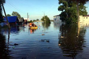 В Иркутской области паводок привёл к гибели человека и серьёзным подтоплениям