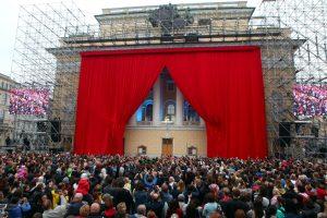 У сцены нет границ: в Петербурге открылась Театральная олимпиада