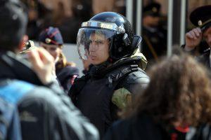 В Москве полиция задержала 200-400 человек на акции в поддержку Ивана Голунова