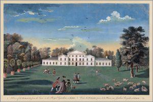 Английские гравюры и «зелёная лягушка»: в Царском Селе откроется выставка, посвященная англомании Екатерины II
