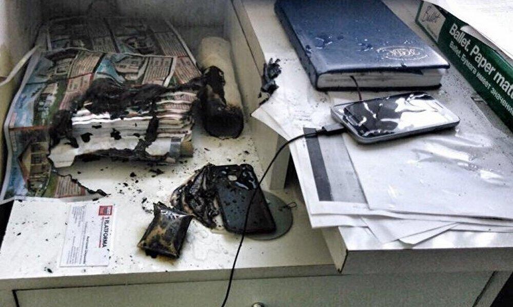 7-летний ребенок погиб из-за взрыва мобильного телефона