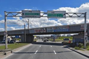С 13 июля движение по Московскому шоссе будет ограничено