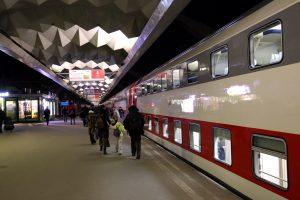Между Москвой и Петербургом запустят ещё один двухэтажный поезд