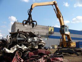 В Шушарах обнаружили пункт приёма металлолома с многочисленными нарушениями