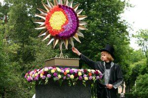Под сенью Павловска в цвету: начался фестиваль «Императорский букет»