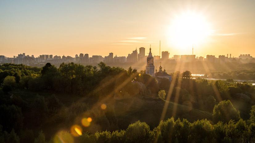 Синоптики рассказали об аномальной погоде в России