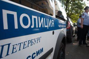Полиция ищет участников конфликта со стрельбой на рынке в Купчино
