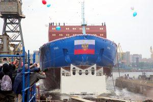 Балтийский завод построит ещё два атомных ледокола