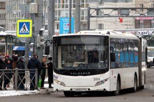 В Красногвардейском районе появится новый автобус № 193